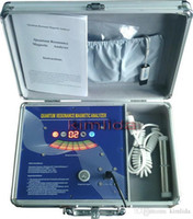 Wholesale spanish romanian portuguese german malay korean slovak serbian french indonesian language quantum magnetic resonance analyzer reports