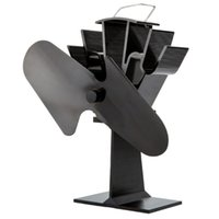 Heat Powered pellet stove - High Quality Hot Liank SF Eco friendly Heat Powered Stove Fan for Wood Gas Pellet Stoves