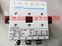 Wholesale CJx1 series AC contactor CJX1 TB CJX1 TB40 ac contactor original VAC A HZ HZ Original in CHNT amp Free