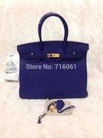 authentic designer handbags - The most top quality handbag authentic togo leather women s handbag famous designers brand tote with lock decoration