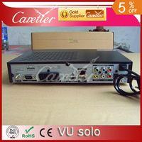 Cheap Vu+Solo Satellite Receiver DVB-S2 HD Enigma 2 Linux OS free shipping