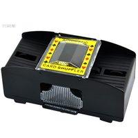automatic shuffler - New Decks Playing Card Shuffler Quick Shuffling Automatic Machine Drop Shipping