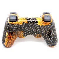 Wholesale 2015 New Arrivals Wireless Bluetooth Game Controller Gamepad for PlayStation PS3 Game Controller Joystick for Android video games