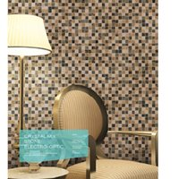 accent floor tiles - Mosaic tile art projects Studyroom wall tiles Crystal mixed stone features walls and floors mosaic tiles gorgeous accent decor tiles