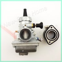 Wholesale Mikuni Carb VM24 mm Carburetor Carby Manifold Flange For Pit Dirt Bikes CRF KLX TTR XR Motorcycle Atv Quad order lt no track