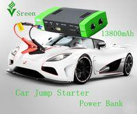 Wholesale New Car Jump Starter Multi Functional Auto Emergency Start Power Bank V V V Battery Charger for Laptop Mobile Phone