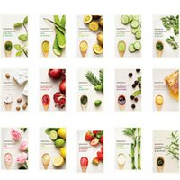 Wholesale INNISFREE It s Real Squeeze Mask Sheet kinds Made in Korea