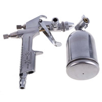 Wholesale Magic Spray Gun Sprayer Air Brush Alloy Painting Paint Tool Professional A3 A3