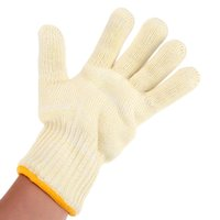 Wholesale Hot Sell PC Heat resistant Degrees Centigrade Microwave Oven Glove Right Left Hand Protective Mitt Kitchen Baking Gloves
