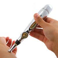Wholesale energy meridians pen acupuncture pen massageador eletrico acupuncture pen