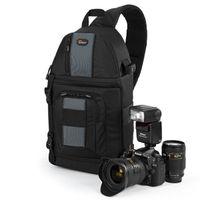 Shoulder Bags bag photographers - Slingshot AW dslr case photographer Single shoulder cameraman Lowepro AW Professional slr bag Sling camera backpack