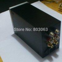 amplifier chassis - Details about A0609 aluminum power amplifier enclosure mini Vertical chassis with terminals Amplifier Cheap Amplifier