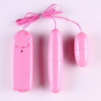 Cheap 2015 Strong pull vibrations servility appliance double jump egg sex toys adult sexual passion appliance electric vibrating egg