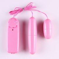 2015 vibrations de forte attraction appareil de servilité double saut oeuf jouets sexuels adultes appareil de la passion sexuelle électrique oeuf vibrant