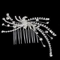 Cheap Wholesale Hair Comb Best Crystal Hair Piece