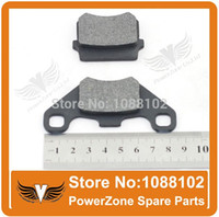 atv track system - Disc Brake Pads pc pair Fit To Pit Pro Atomik GPX Kayo RBIS cc to cc ATV Quad Rear Brake System Parts order lt no track