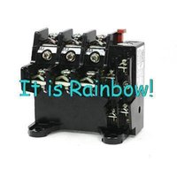 adjustable overload relay - JR36 NO NC Phase A A Adjustable Thermal Overload Relay