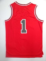 basketball apparel - Rose throwback Basketball Apparel Highest Quality Athletic Apparel Profession Outdoor Uniform for Sales