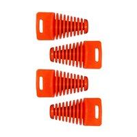 Wholesale Small Orange ZXTD Exhaust tube plug