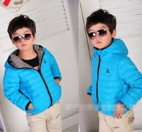 baby hours - Boys children s Winter jackets Baby down coat Jackets outerwear thickening hours to send