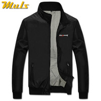 Automne-Men Manteaux Outdoor Jacket Men Casual étanche Windproof Thin 2016 Mode Support Collier Haute Qualité Imported Vêtements SC1602