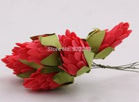 artificial pine garland - floral foam artificial Pine cones with leaves wire stem diy arrangements bouquet garland accessories decoracion christmas tree