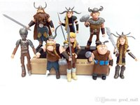action plays - Cartoon Anime How to Train Your Dragon Deluxe Set cm Action Figure Play Set Toy Doll piece gifts christmas