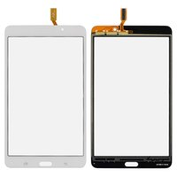 Wholesale for New Samsung Galaxy Tab SM T230 T231 Touch Screen Glass Digitizer Preattached Adhesive