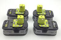 battery garden tools - 4 x Ryobi V ONE Li Ion P108 Ah High Capacity Home Garden Power Tool Battery