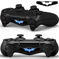 Cheap 2x PLAYSTATION PS4 CONTROLLER Light Bar Custom Decal Stickers Personalised Vinyl