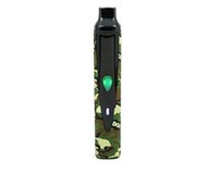 Wholesale Heral Vaporizer Camouflage Portable Pack Dry Herb Vape NEW titan Starter Kits Dry Herb Vaporizer mAh