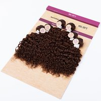 diva - EVET Diva Gold Wave Set Hair Extension Virgin Hair Bundels A Top Grade x10 quot x12 quot x14 quot g Set Human Hair Weave B