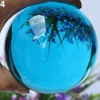 Wholesale 60mm Rare Natural Quartz Crystal Sphere Clear Magic Ball Chakra Healing Gemstone KIC