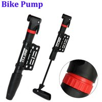 Wholesale 2014 Portable Mini Cycling Mountain Road MTB Bike Bicycle Tire Inflator Air Pump with Bracket BETO CMP