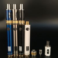 battery charger sizing - TVR1615 Product Airflow control w Usb Charger Atomizer Battery vape pen Electronic Eigarette factory Vaporizer Size Big Smog Kit