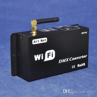address converter - LED DMX Signal address Controller Art net DMX512 Communication protocol DC12V WiFi DMX Converter