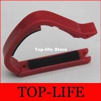 Wholesale 120pcs Type D tuner Plastic Ratchet Guitar Capo Clamp For Acoustic Electric Guitar