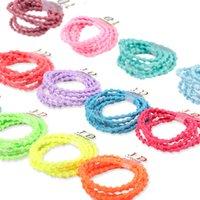Cheap Free Shipping 2015 Korean Style Fashion Children Kids Accessories for Hair Rubber Headbands Hairband
