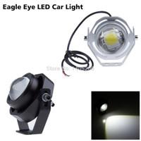 Wholesale Ultra Bright W CREE U2 LM LED Eagle Eye Car Fog DRL Light Daytime Running Reverse Backup Parking Signal Light Lamp IP67