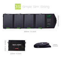 Wholesale Solar Panel Charger W with iSolar Technology for Cell Phone iphone ipad Samsung and Other Tablets