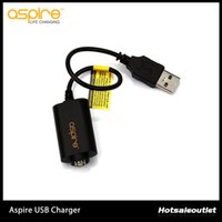 battery for aspire - Aspire USB Charger With Lead for Charging Aspire CF Battery Aspire USB Charger for All Ego Battery Original