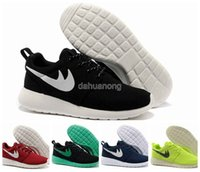 brand shoes cheap - Cheap Brand London Olympic Roshe Run Men Women Running Shoes For Sale Colors High Quality Lightweight Sneakers Eur size