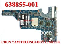 Wholesale Original G4 G6 G7 motherboard laptop Notebook PC motherboard system board mainboard for HP Pavilion tested