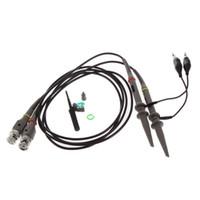 Wholesale 1Set P6100 Oscilloscope Probe DC MHz Scope Clip Probe MHz Newest