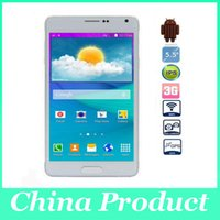 WCDMA 4g - 5 inch note four N9100 smartphone dual core MTK6572 Show G LTE Heart Rate M G can show G G GPS Android Dual Camera