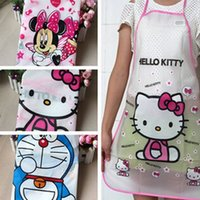 Wholesale Women Cute Apron Oil Bust Sleeveless Kitchen Household Cleaning Tools Accessories