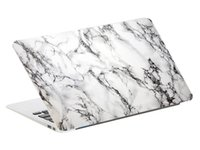 Cheap Fashion New Design Laptop Marble Style for Apple Macbook Air Pro Retina 11 12 13 15 inch Protector Macbook front side Cover