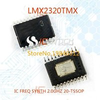 Wholesale LMX2320TMX IC FREQ SYNTH GHZ TSSOP LMX2320
