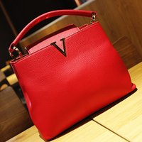 Wholesale 118 Fashion Female Handbag Shuolder bag High quality pu single shoulder bag