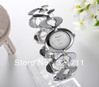 al por mayor las mejores marcas de coches de lujo-Coche 2015 Reloj de acero de las mujeres de la manera del reloj de la manera de las mujeres del cuarzo de la manera Reloj de lujo del diseñador de la marca de fábrica de la señora mayor Reloj Relogio saat